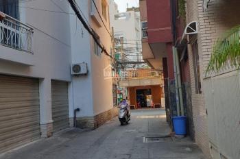 Bán tòa nhà 39 Đinh Công Tráng, Tân Định Quận 1, DT: 6.9x18m hầm 7 lầu, HD thuê 110tr. 0933630788
