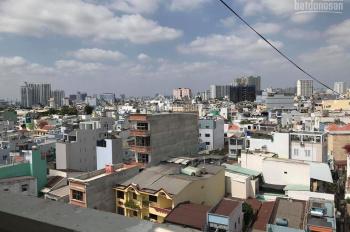 Cho thuê văn phòng mặt tiền Tôn Đản quận 4, 8 tầng, 2 thang máy, 1500m2 sử dụng