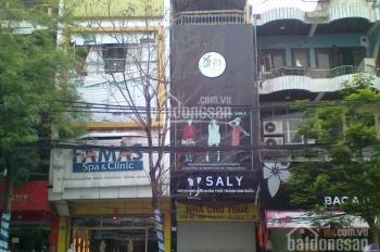 Chính chủ bán nhà mặt phố Bà Triệu, 55m2, 4 tầng, mặt tiền 11m, giá sốc 30.6 tỷ