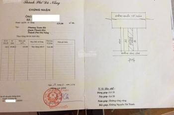 Bán nhà chính chủ 705 Nguyễn Tất Thành, Thanh Khê, Đà Nẵng