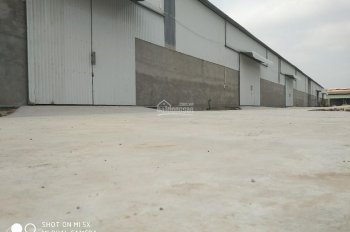 Chính chủ cho thuê kho KCN Vĩnh Tuy, đường Lĩnh Nam. DT 500m2, 1000m2 và 1500m2