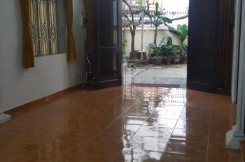 Cho thuê nhà khu Bàu Cát phường 14 Tân Bình 6x20m 3 lầu