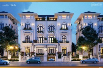 Bán liền kề, biệt thự Louis City Hoàng Mai, LH: 0941 45 79 77