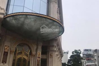 Chính chủ bán tòa nhà lô góc 9 tầng, ngân hàng thuê, Apartment, Hai Bà Trưng- Hoàn Kiếm.