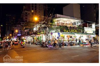 Cho thuê mặt bằng lô góc ngang 18m cực hiếm đường Nguyễn Thiện Thuật, trung tâm TP Nha Trang