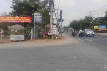 Lô góc Hòa Phú, Củ Chi, TP. HCM. Vị trí giao nhau giữa Tỉnh Lộ 8 và Huỳnh Minh Mương