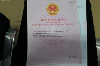 Chính chủ bán nhà đường Lưu Hữu Phước, phường 15, quận 8
