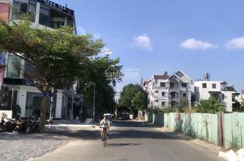 Cho thuê nhà khu TĐC Phú Mỹ, 90m2, đường 10m