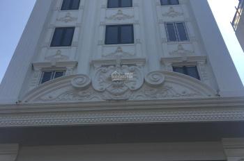 Cần bán gấp nhà 2 mặt phố Nguyễn Biểu, kinh doanh, Ba Đình, DT: 110m2x7T, MT 4.5m. Giá: 38 tỷ
