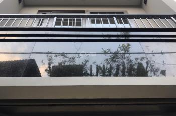 Nhà hẻm 18a Nguyễn Thị Minh Khai, 4 lầu 12 phòng full NT vào KD ngay, giá 60 triệu/tháng