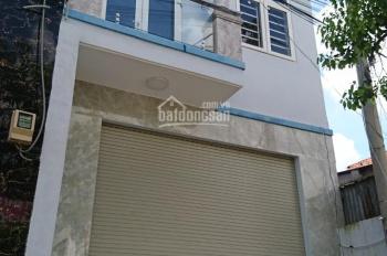 Bán nhà 1 trệt 1 lầu mặt tiền đường Song Hành sầm uất, SHR