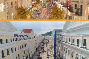 Chính chủ gửi bán lại căn shophouse cận góc cạnh quảng trường Sun Hạ Long