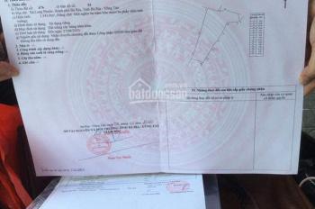 Cần bán 1343.9m2 đất ấp Phước Hưu, Xã Long Phước, TP Bà Rịa, BRVT