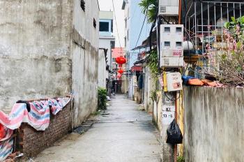 Bán 32m2 đất thổ cư Cửu Việt 2, thị trấn Trâu Quỳ, Gia Lâm đất vuông vắn cực đẹp, LH 0987498004