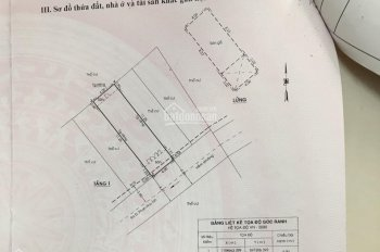 Bán nhà phan huy ích f12 vào hẻm 5m  DT: 4x14 đúc 1 tấm  Giá chốt 3ty7  LH: 0909677159 Chị Hiền