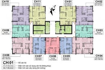 30 triệu/m² chung cư A10 Nam Trung Yên, dọn về ở luôn 0967522585
