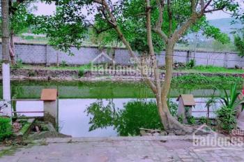 Cần bán nhà đất rộng ở rộng 2200 m2 (đất ở 400 m) xã Hòa Sơn, Lương Sơn, Hòa Bình