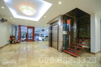 Chính chủ bán tòa nhà văn phòng 171m2x 6 tầng Thành Công, Láng Hạ, Ba Đình mt 8.8m. 0968883323