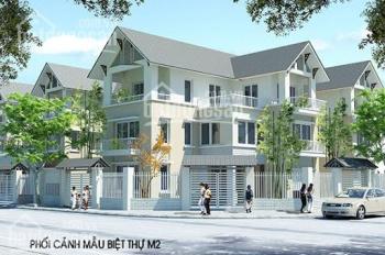 Biệt thự căn góc 144m2 Mỗ Lao, Làng Việt Kiều Châu Âu, sát đường Vũ Trọng Khánh, giá chỉ 13.5 tỷ