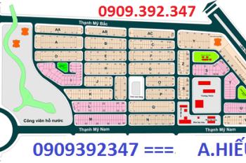 Chủ cần bán đất dự án khu 1, phường Thạnh Mỹ Lợi, quận 2, DT: 5x17,5m, 8x18m, 10x17,5m giá 48tr/m2