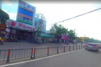 Cho thuê góc 2 MT Quang Trung, ngay chợ Hạnh Thông Tây - 5x20m, 40tr/th-LH-0908.69.5432