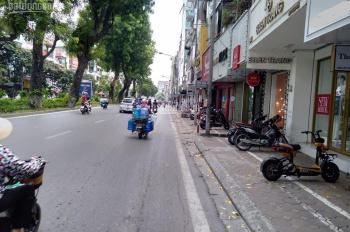 Cho thuê nhà phố Thanh Nhàn, diện tích 75m2, mặt tiền 7,5m, giá 50 triệu/tháng