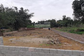 Bán đất ở mặt đường nhựa xã Phú Mãn, huyện Quốc Oai Hà Nội