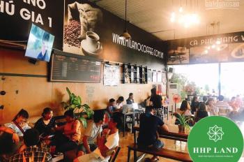 Sang quán cafe góc 2 mặt tiền ngay Phú Gia 1 chỉ 290 triệu, đường Nguyễn Khuyến phường Trảng Dài