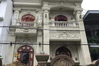Bán tòa nhà mặt tiền đường Bình Giã, phường 13, Quận Tân Bình, DT 9x21m (hầm 6 lầu). Giá 35 tỷ TL