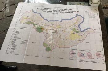 Bán 780ha đất dự án nghỉ dưỡng tại Hòa Bình