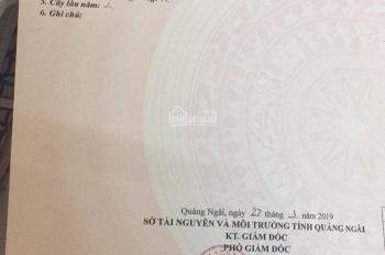 Cần bán đất P. Trương Quang Trọng, cầu chui Quốc Lộ 24B với Quốc Lộ 1A, 5x19m thổ cư 95m2, 900tr