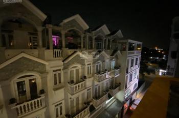 Bán gấp nhà hẻm 12m, 4 tầng 5 PN, Dương Quảng Hàm, P5, Gò Vấp, 5x12m = 60m2. LH 0938858523
