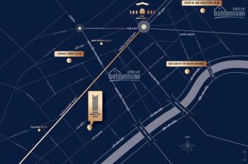 Cần bán căn hộ 2PN Grand Manhattan Quận 1 view Quận 5 - giá gốc TT 30% chi tiết - 0905175566