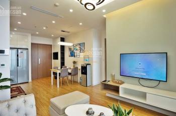 Cho thuê căn hộ 64m2, 2PN, full đồ Vinhomes Green Bay giá 13tr/th. LH 0932438182