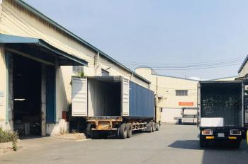 Cho thuê kho NhatViet Logistics KCN Sóng Thần