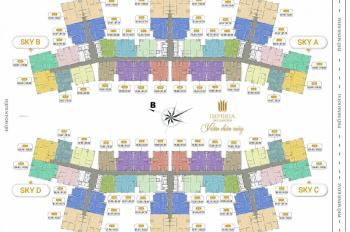 Tổng hợp các căn cần chuyển nhượng hot nhất dự án Imperia Sky Garden. LH 0903450893