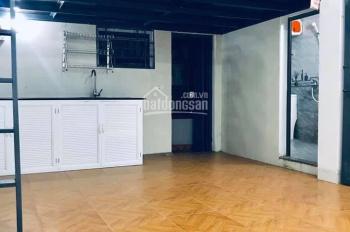 Phòng CCMN gác lửng cực rộng nội thất đầy đủ