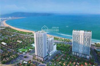Chính chủ cần bán căn góc T.20 view biển tầng cao, mặt tiền Nguyễn Trung Tín, TT 35%. LH 0938709769