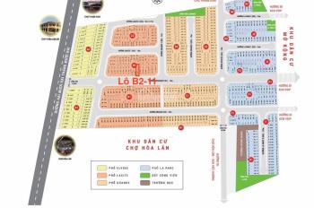 Chính chủ cần bán Lộc Phát Residence - đường D1: 14m