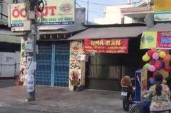 Bán nhà 4x30m mặt tiền đường Bình Trị Đông