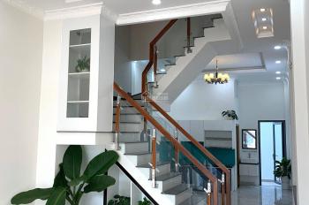 Giảm giá lấy may căn 4 tầng 2 mặt tiền đường đẹp nhất Lê Văn Chí, Linh Trung-Thủ Đức 4*21 đường 9m