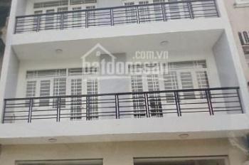 Cho thuê nhà nguyên căn mặt tiền đường Nguyễn Hoàng 8x20m, 3 lầu