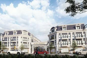 Nhà phố 1 trệt 2 lầu, nhà mới xây, mặt tiền đường Bùi Thị Xuân, P. Tân Bình, Dĩ An, Bình Dương