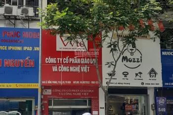 Cần tiền bán nhà mặt tiền Triệu Quang Phục, Q. 5, 4.1x22m NH 6m, 3 lầu, giáp Hồng Bàng
