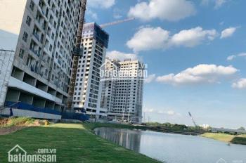 Cho thuê căn hộ 2PN, 1WC, Mizuki Park, diện tích 56m2, View sông lớn, giá thuê 6tr/tháng (bao PQL)
