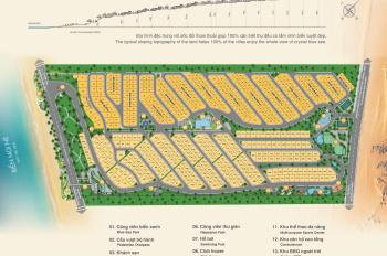 Bán đất nền dự án Sentosa Villa dt 250m giá 10,5tr/m2
