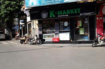 Johnny Mạnh cho thuê gấp nhà mặt phố Phan Kế Bính kéo dài vỉa hè rộng đẹp 0914739966