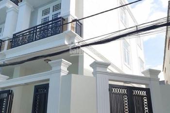 Bán nhà 1 trệt 2 lầu mới xây đường 16 Phạm Văn Đồng Hiệp Bình Chánh Quận Thủ Đức, sổ hồng riêng