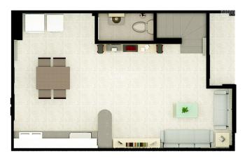 Bán nhà MT đường 20m thuộc dự án Detaco Nhơn Trạch Phước An, Nhơn Trạch, nhà mới xây vào ở ngay