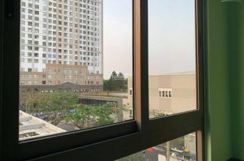 Cho thuê nhà nguyên căn Quận Phú Nhuận mặt tiền căn góc 5.2x17.2m, 1 trệt 3 lầu, 1 lửng